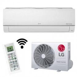 LG SILENCE PLUS PC 18SQ (5 kW) oldalfali klímaberendezés