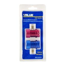 Csatlakozó pár (autóklíma) VHF-SA(H/L)