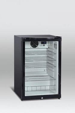 DKS 142 - Üvegajtós hűtővitrin