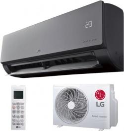 LG ARTCOOL MIRROR AC 12BQ (3,5kW) oldalfali klímaberendezés
