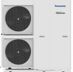 PANASONIC AQUAREA ALL IN ONE HIGH PERFORMANCE WH-UD12HE5 / ADC1216H6E5 osztott levegő-víz hőszivattyú 12kW
