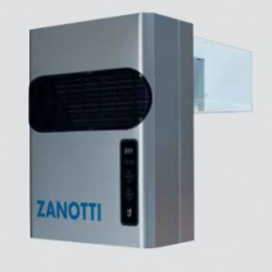 Zanotti Monoblokk oldalfali BGM-XA 117DA11  1,08Kw  Mélyhűtő kamra térfogat  7-8 m3