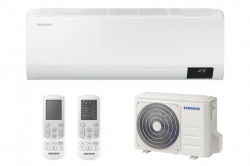 Samsung AR09TXFCAWKNEU Wind Free Comfort Inverteres oldalfali klímaberendezés (2,6kW)