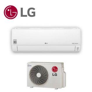 LG STANDARD S09ES (2,6Kw) oldalfali klímaberendezés