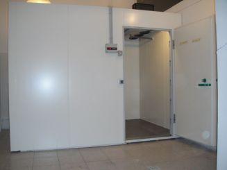 NZ 70 hűtőkamra   Padló nélkül