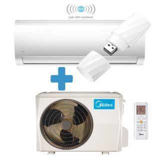 <ul> <li>Inverteres hűtő-fűtő klímaberendezés</li> <li>Hűtőközeg: R 32</li> <li>&nbsp;Automatikus újraindítás</li> <li>Wifi modul</li> <li>5 fokozatú kültéri ventilátor</li> <li>Szuper ionizáció</li> <li>Nagy sűrűségű szűrő</li> </ul>