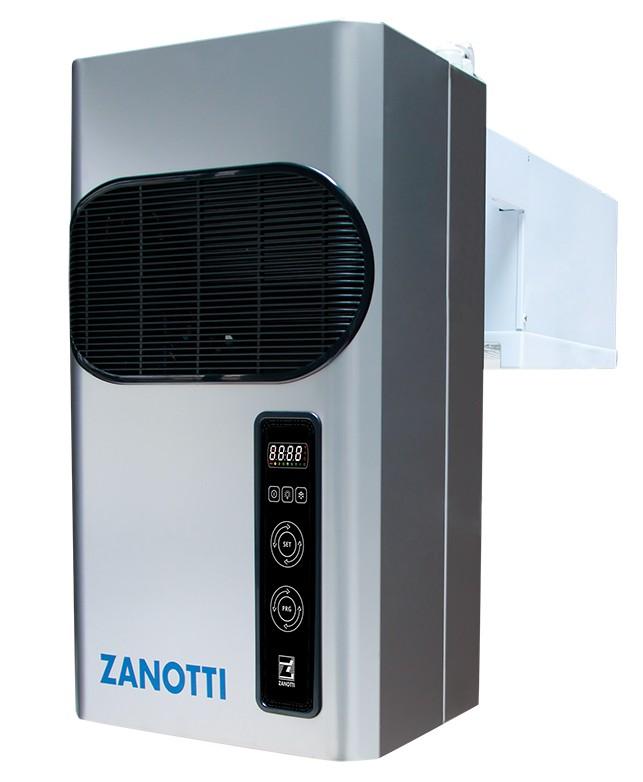 Zanotti Monoblokk oldalfali MGM-XA 103EA11 0,85Kw hűtőkamra térfogat 3-5m3