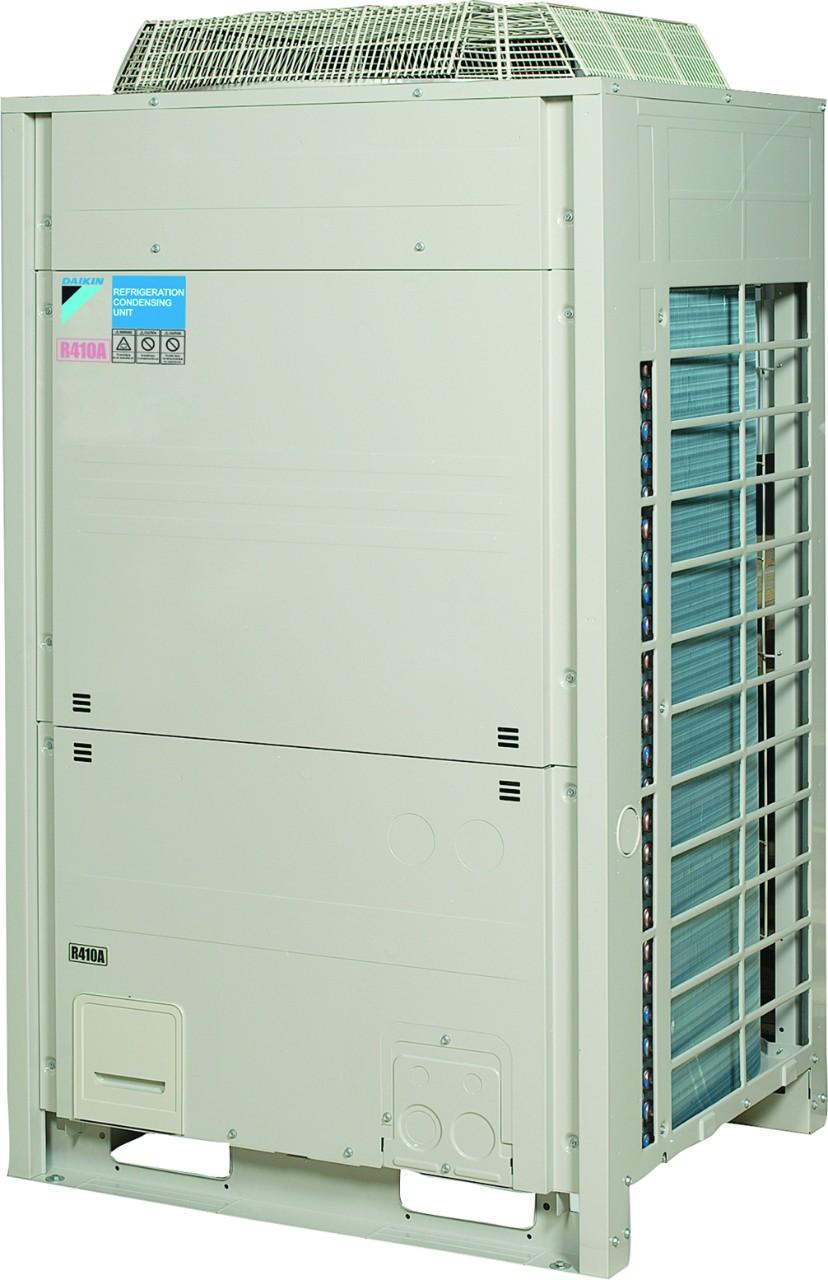 """<ul> <li>Egyetlen modell minden alkalmazásra -45℃-tól 10°C párologtatási hőmérsékletig</li> <li>Tökéletes megoldás eltérő terhelési körülmények közötti, nagy energiahatékonysággal való hűtési és fagyasztási üzemelésre, úgy mint szupermarketek, hűtve tárolás, hűtőtartályok és mélyhűtők, stb.</li> <li>VRV (változtatható hűtőközeg-mennyiség) technológia a rugalmas felhasználási tartományhoz</li> <li>Alacsony hangszint """"éjszakai mód"""" üzemmel</li> <li>Egy dedikált egység lehetővé teszi a 2 x 15 HP vagy 2 x 20 HP multi kombinációt, amihez kevesebb vezeték és rövidebb telepítési idő szükséges</li> <li>DC inverter scroll kompresszor takarékossági funkcióval, mely nagy energiahatékonyságot és megbízható teljesítményt nyújt</li> <li>Csökkentett CO2 kibocsátás az R-410A hűtőközegnek és az alacsony energiafogyasztásnak köszönhetően</li> <li>Az egyszerű telepítés és üzembehelyezés érdekében gyárilag tesztelt és előre programozott</li> <li>A lecsökkentett méreteknek köszönhetően rugalmasabban telepíthető</li> <li>Kis fagyasztási kapacitás esetén az egyedi ZEAS egységek kiegészítő egységhez csatlakoztathatók</li> </ul>"""