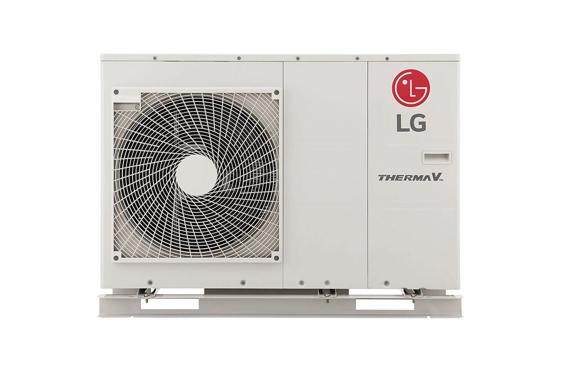 LG THERMA V MONOBLOC HM071M R32 Hőszivattyú  7KW
