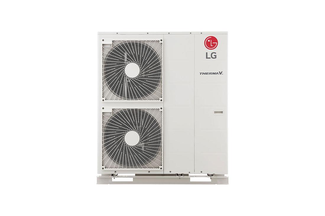 LG THERMA V MONOBLOC HM123M.U33 R32 Hőszivattyú 12 kW 3 Fázis
