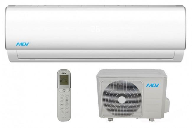 MDV RAG-026B-SP Lakossági oldalfali monosplit klímaberendezés 2,6 Kw
