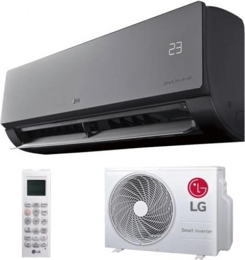 LG ARTCOOL MIRROR AC24BQ (7,1kW) oldalfali klímaberendezés