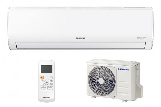 Samsung AR12TXHQASINEU Inverteres oldalfali klímaberendezés (3,5kW)