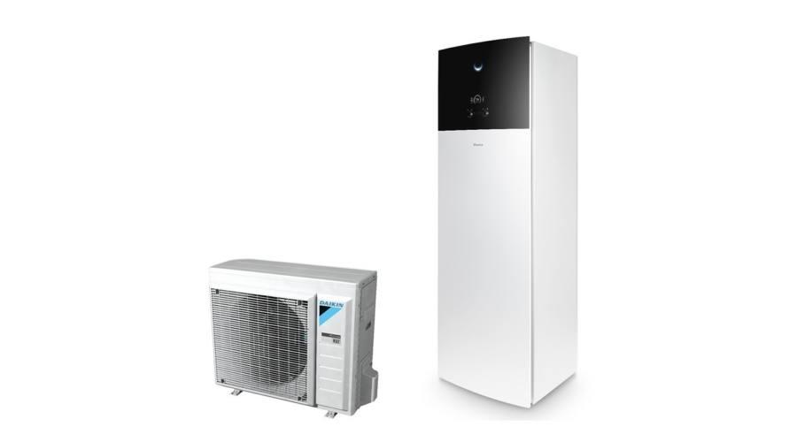 <ul> <li>Inverteres vezérlés</li> <li>Időjárás követő szabályozás</li> <li>Magas COP érték</li> <li>Magas előremenő vízhőmérséklet</li> <li>Minimum hőmérséklet tartás</li> <li>Éjszakai üzemmód</li> <li>Időzíthető programok</li> <li>Automatikus újraindulás</li> <li>Tartalmazza az összes hidraulikai komponenest</li> <li>Online vezérelhető</li> <li>R32-es hűtőközeg</li> </ul>  <table> <tbody> <tr> <td>Felhasználás &nbsp; &nbsp; &nbsp; &nbsp; &nbsp; &nbsp; &nbsp; &nbsp; &nbsp; &nbsp; &nbsp; &nbsp; &nbsp; &nbsp; &nbsp; &nbsp; &nbsp; &nbsp; &nbsp; &nbsp; &nbsp; &nbsp; &nbsp; &nbsp; &nbsp; &nbsp; &nbsp; &nbsp; &nbsp; &nbsp; &nbsp; &nbsp; &nbsp; &nbsp; &nbsp; &nbsp; &nbsp; &nbsp; &nbsp; &nbsp; &nbsp; &nbsp;</td> <td>Fűtés</td> </tr> <tr> <td>Fűtési teljesítmény</td> <td>4,0 kW</td> </tr> <tr> <td>Névleges fűtési teljesítmény (+7 °C külső, +35 °C fűtővíz)</td> <td>4,30 kW</td> </tr> <tr> <td>Max. fűtési teljesítmény (+7 °C külső, +35 °C fűtővíz)</td> <td>4,30 kW</td> </tr> <tr> <td>Max. hűtési teljesítmény (+35 °C külső, +18 °C hűtővíz)</td> <td>-</td> </tr> <tr> <td>COP (Névleges +7 °C külső, +35 °C fűtővíz)</td> <td>5,10</td> </tr> <tr> <td>EER (+35 °C külső, +18 °C hűtővíz)</td> <td>-</td> </tr> <tr> <td>EER (+35 °C külső, +7 °C hűtővíz)</td> <td>-</td> </tr> <tr> <td>SCOP (szezonális hatásfok fűtés)</td> <td>4,48</td> </tr> <tr> <td>Energiaosztály hűtés</td> <td>-</td> </tr> <tr> <td>Energiaosztály fűtés</td> <td>A+++</td> </tr> <tr> <td>Működési tartomány hűtés</td> <td>-</td> </tr> <tr> <td>Működési tartomány fűtés</td> <td>-25 °C to +35 °C</td> </tr> <tr> <td>Max. fűtési víz hőmérséklet</td> <td>65 °C</td> </tr> <tr> <td>HMV tartály</td> <td>Beépített</td> </tr> <tr> <td>HMV tartály térfogata</td> <td>180 liter</td> </tr> <tr> <td>HMV tartály típusa</td> <td>Indirekt tároló</td> </tr> <tr> <td>Kiegészítő fűtőbetét</td> <td>6 kW</td> </tr> <tr> <td>Max. HMV hőmérséklet</td> <td>60 °C</td> </tr> <tr> <td>Betáp kültéri</td> <td>230V (1 fázis)</td> </tr> <tr> <td>Hangnyom