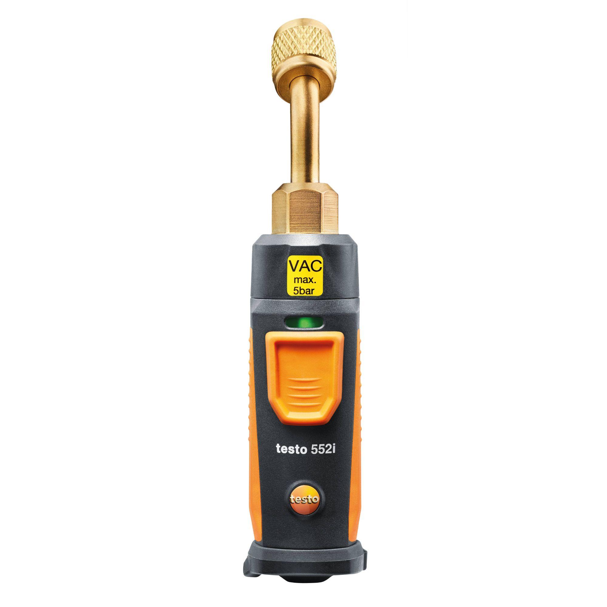 testo 552i - applikáció által vezérelt vezeték nélküli vákuum érzékelő