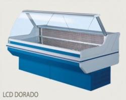 LCD DORADO Csemegepult