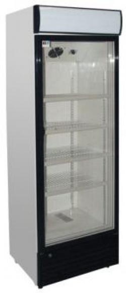 LG 350X Üvegajtós hűtővitrin
