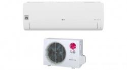 LG SILENCE S09EQ (2,6kW) oldalfali klímaberendezés