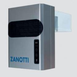Zanotti Monoblokk oldalfali BGM-XA 110DA11 0,67Kw  Mélyhűtő kamra térfogat      4-5 m3