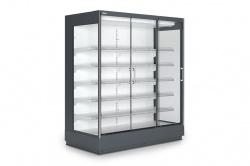 RCT TAURUS Üvegajtós hűtőregál