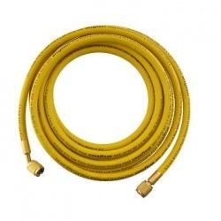 """Töltőcső 4000mm 1/4"""" sárga"""