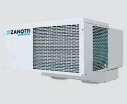 Zanotti mennyezetre szerelhető monoblokk egység MSB-XX 106EA11   1,12Kw  hűtőkamra térfogat 10-12 m3