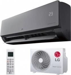 LG ARTCOOL MIRROR AC 18BQ (5,3kW) oldalfali klímaberendezés